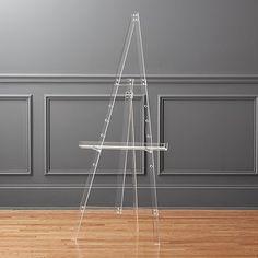 Acrylic Tripod Easel |