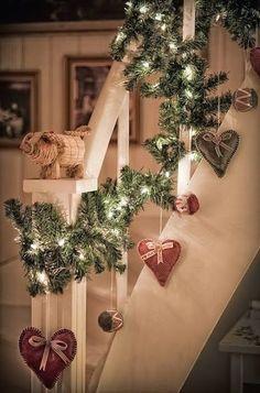 Decor Christmas with stars
