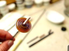Wavey Bead Tutorial - Lampwork Etc.