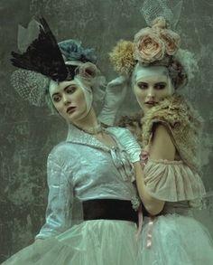 "baroque-ladies: ""Baroque lady """