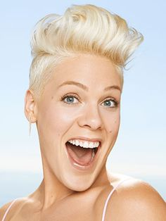 """Pink on how she reconciled with husband Carey Hart after their 2008 separation. """"I love your love!"""" -Wendy Williams"""