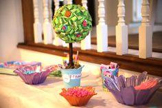 Lalaloopsy 5th Birthday Party   CatchMyParty.com