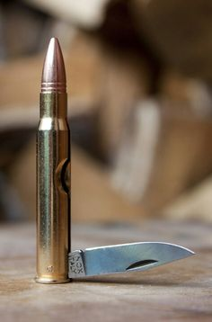 Pocket knife bullet <~ I have one and LOVE it.