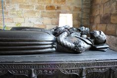 Neville,Henry (Westmorland) tomb - Son of Ralph Neville, fourth Earl of Westmoreland, by his wife, Catherine, dau. of Edward Stafford, Duke of Buckingham, was born in 1525. Knighted,30 Sep 1544, after the surrender of Boulogne.He held the office of Carver to the King in 1545.He fought in the the Earl of Hereford's great and successful raid into Scotland in Sep 1545.