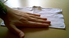 Does your hem get wonky and wobbly when you sew stretch fabrics? This tutorial will show you how to get a nice flat hem. People often make the mistake of thi...