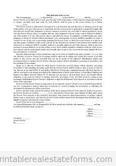 sample printable property info sheet form sample real estate