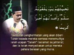 Quran recitation of Qari Mohd Hussain Yunus (Malaysia) 1997