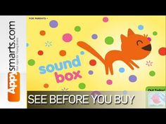Sago Mini Sound Box - Fun sounds for infants, toddlers and preschool aged children - YouTube