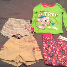 3T lot for girls❌pajamas not available❌ 3T lot for girls Intimates & Sleepwear Pajamas