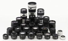 Sony Alpha A-Mount Lens Guide,