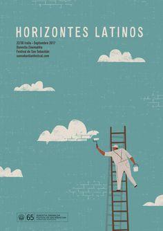 Festival de cine de San Sebastián    Materiales - 65 Edición 2017  Carteles 2017