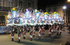 Nesta hora: Marchas Populares de Setúbal 2012 (5) - Centro Cultural e Desportivo de Brejos de Azeitão