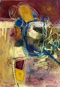 Angela Fusenig 1 Kunst Abstraktes Abstraktes Gegenwartskunst