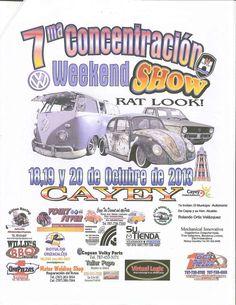 Concentración Volkswagen Weekend Show 2013 @ Estadio Pedro Montañez, Cayey #sondeaquipr #volkswagen #estadiopedromontanez #cayey