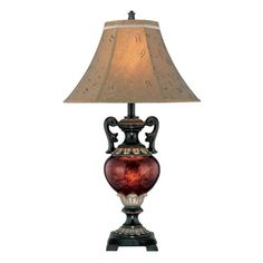 Safara Two-Tone Table Lamp