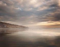 dark beach landscape - Google zoeken
