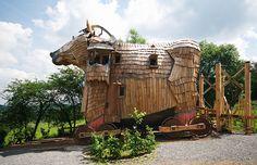 La Balade des Gnomes -hotel Durbuy Belgium