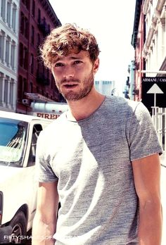 Hot/celebrity/jamie dornan/sexy/boy/love/fithy shades of grey/christian grey/anastasia steel Jamie Dornan, Dulcie Dornan, 50 Shades Of Grey, Fifty Shades, Mr Grey, Irish Men, Christian Grey, Celebs, Celebrities