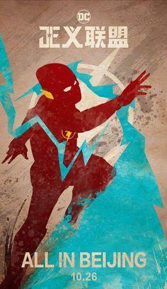 Liga da Justiça | Heróis, incluindo Superman, ganham novos pôsteres individuais | Notícia | Omelete