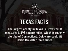 Texas Facts by Rebecca Creek Whiskey Republic Of Texas, The Republic, Texas Texans, Texas Bbq, Texas Tech, Texas Treasures, Only In Texas, Texas Forever, Loving Texas