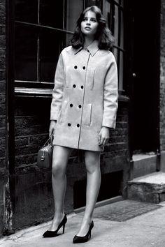 Felicity Jones Vogue interview and fashion shoot pictures (Vogue.com UK)