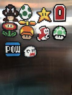 Random Mario peeler beads