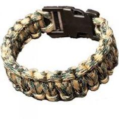 Wellington-Cordage Paracord Bracelet Large Camo NPCB550CL   http://huntinggearsuperstore.com/product/wellington-cordage-paracord-bracelet-large-camo-npcb550cl/