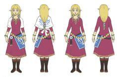 Miss Magitek: Zelda Cosplay - The Legend of Zelda: Skyward Sword