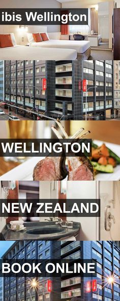 Hotel ibis Wellington in Wellington, New Zealand. For more information, photos, reviews and best prices please follow the link. #NewZealand #Wellington #ibisWellington #hotel #travel #vacation