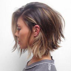 corte pelo estilo bob para mujeres