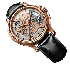 Zenith Academy Minute Repeater Chronograph