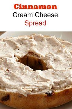 Cinnamon Cream Cheese Spread