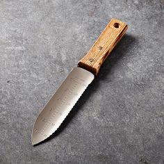 Stainless-Steel Hori Hori Knife.