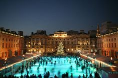 Christmas In London #holiday #travel #explore #inspiration