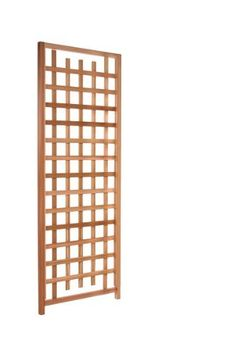 CEDAR ADIRONDACK Outdoor Chairs Tables and Patio Furniture Sets Trellis Panel by Individual Patio. $149.00. 33 x 2 x 83h. Single Panel. Grade A Clear Grain. Western Red Cedar. unassembled kit. Creates an ideal framework for your vines to climb. Can be mounted almost anywhere.