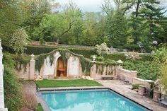 Gorgeous Gardens at Dumbarton Oaks in Washington, D.C