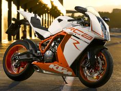 KTM RC8 1190... Look at this sexy monster!                                                                                                                                                      More