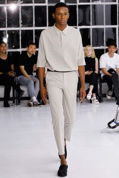 N.Hoolywood Spring 2016 Menswear Collection Photos - Vogue