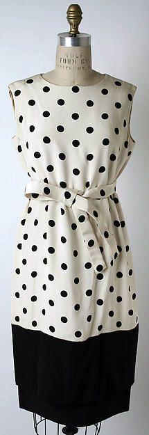 Norman Norell | Dress | American | The Metropolitan Museum of Art
