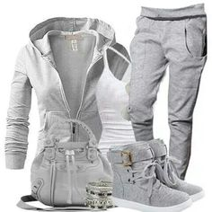 Luvin this chill mode outfit to cute! Look Fashion, Fashion Outfits, Womens Fashion, Fashion Ideas, White Fashion, Ladies Fashion, Fashion Styles, Street Fashion, Fall Fashion