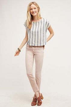 Anthropologie - Maeve Dulcy Tee, women, fashion, clothing, clothes, style