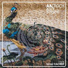 #Tavus #Güzelligi #mozaik | The #Beautiful #Peacock | #الطاووس #الجميل ------------------------------- 100% handmade 100% natural stone -----------------------------  % 100 el yapımı % 100 doğal taş ---------------------------- 100% صنع يدوي 100% حجارة طبيعية