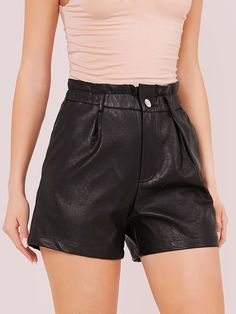 SELX Women with Tassles Full Zip Mid Waist Shorts Summer Slim Fit Denim Shorts Jeans