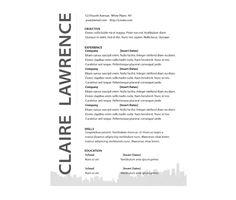 Revival Clerk Sample Resume Ru Sample Functional Resume  Momma  Pinterest  Functional Resume .