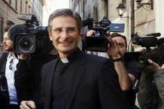 High-ranking Polish priest Father Krzystof Charamsa was fired by the Vatican just hours after coming out as gay, and revealing that he had a partner. But the Vatican says it has nothing to do with his being gay.