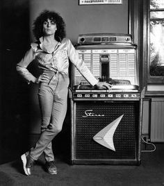 Marc Bolan comes to VinylRevival.org