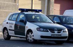 20 coches míticos de la Guardia Civil Nissan Patrol, Nissan Almera, Nissan Infiniti, Citroen Zx, Alfa Romeo 159, Peugeot 406, Public Security, Police Cars, History