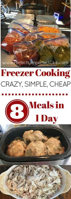 Freezer cooking is an awesome way to feed your family on a budget! Meal planning, batch cooking and more all goes into this freezer meal plan that's super simple and perfect for busy families! #largefamilymanagement #freezermeals #freeercooking #mealplanning #freezermeal #easymealplan #freezercookingideas #freezercookingrecipes