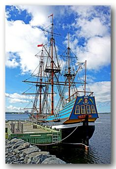 Hector was a ship that part of the first significant migration of Scottish settlers to Nova Scotia in The replica of the original ship is located at the Hector Heritage Quay, a heritage center run by local volunteers, in Pictou. Nova Scotia Tourism, Merchant Marine, Parks Canada, Atlantic Canada, Canada Travel, Canada Trip, Cape Breton, Holiday Places, Quebec City
