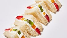 A Fruit Sando Is a Dessert Sandwich Filled with Joy and Whipped Cream | Bon Appetit